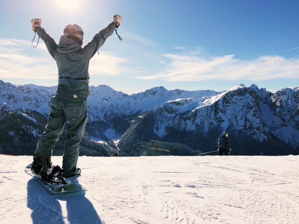Alpes françaises ski