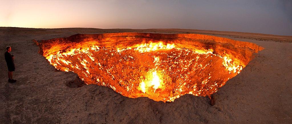 Darvaza Turkménistan