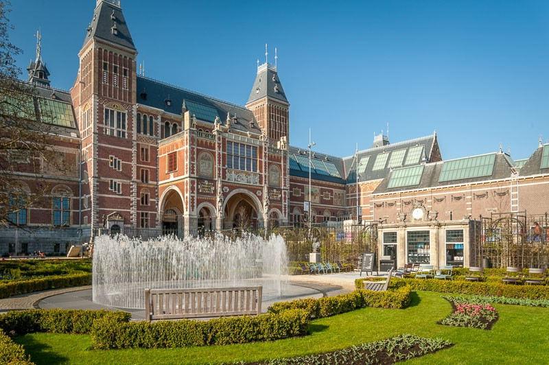 Endroits à visiter à Amsterdam