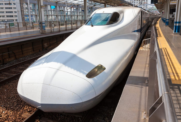 Japan Rail Pass du Shinkansen