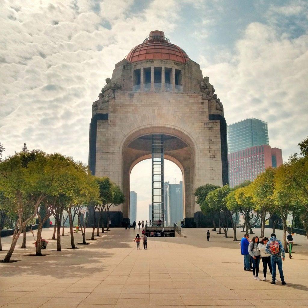 Le Mexique avec une agence de voyage