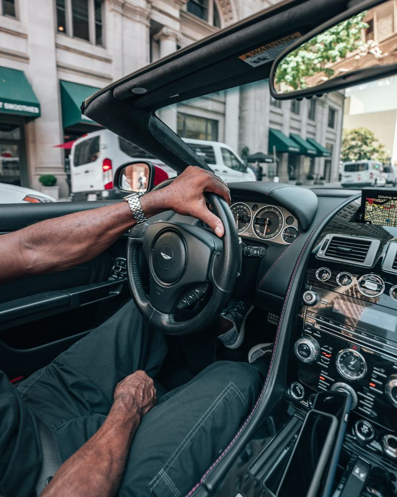 Louer une Aston martins