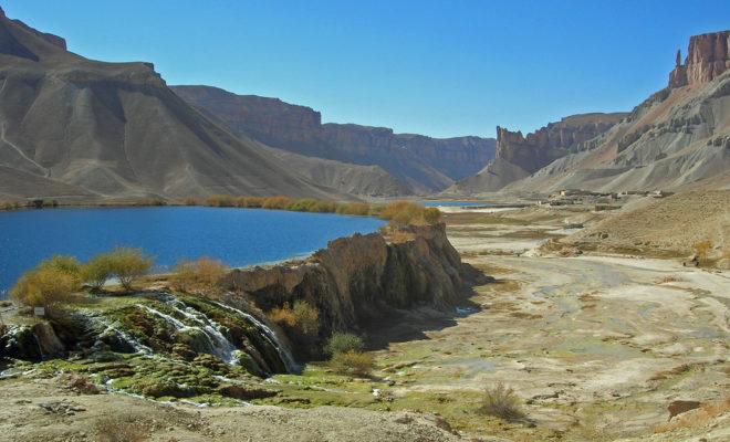 Voyager en Afghanistan