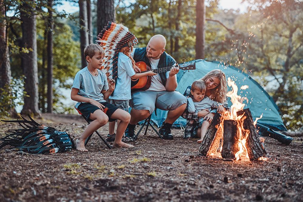 beaux campings