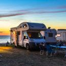 Camping car en Bretagne