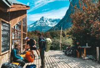camping montagne