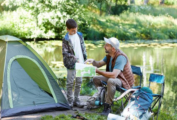 campings en France
