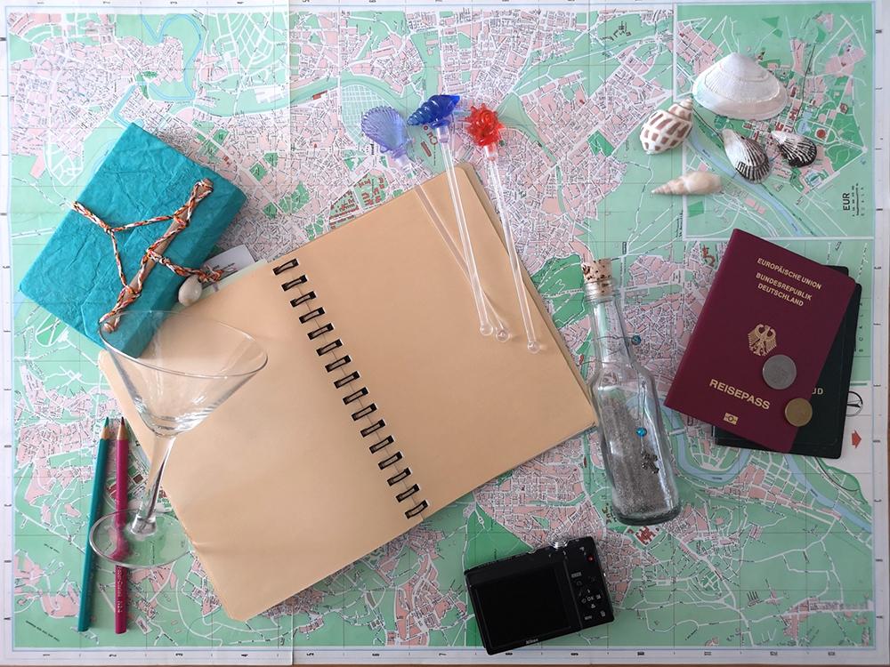 carnet de voyage original