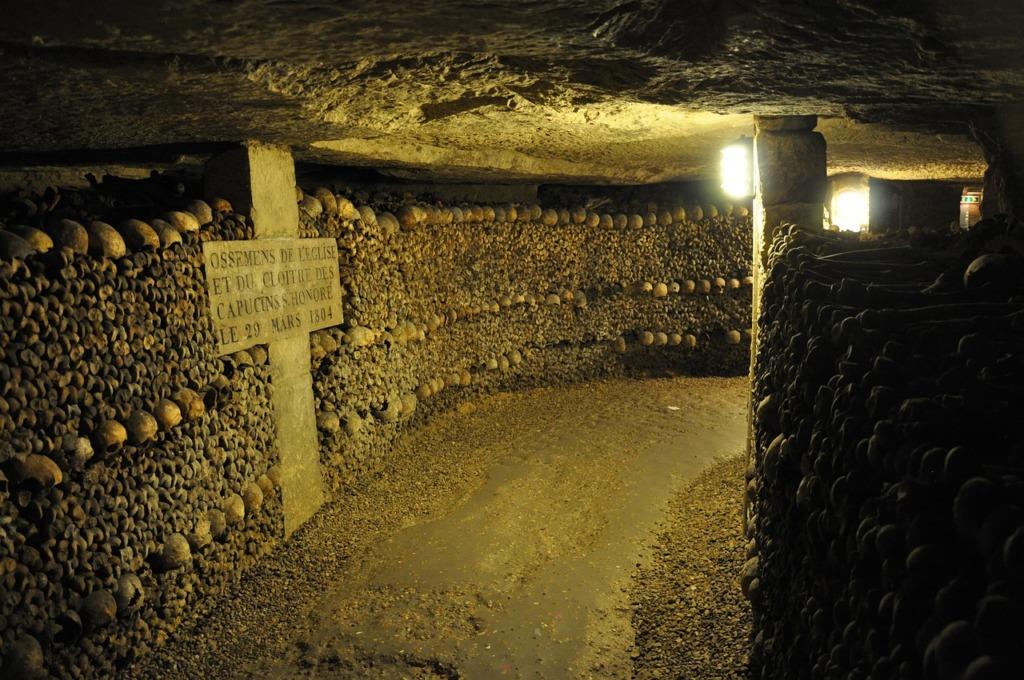 catacombes de la ville de paris