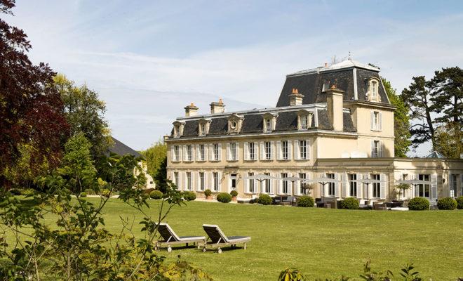 château de La Chenevière