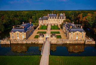 chateau ferte drone