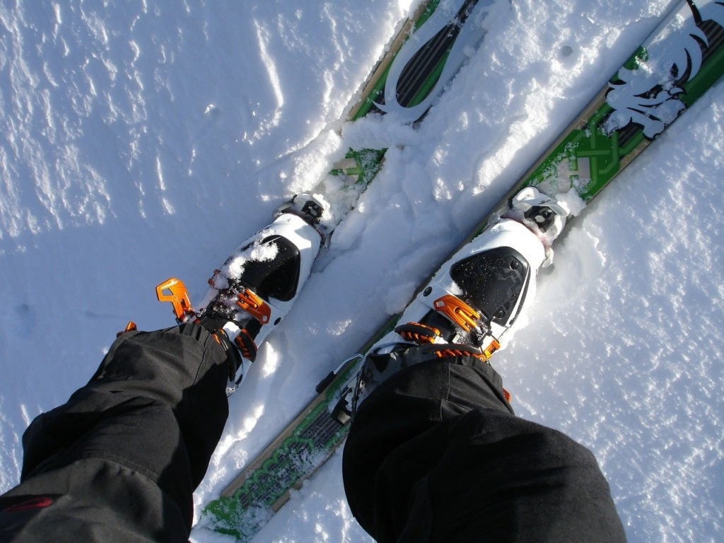 chaussures de ski occasion
