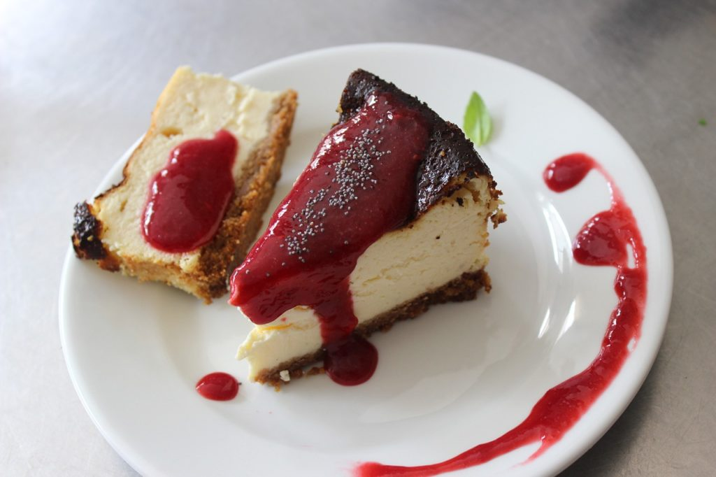 cheese-cake américain