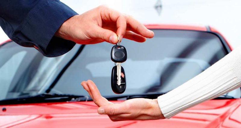 Comment louer une voiture
