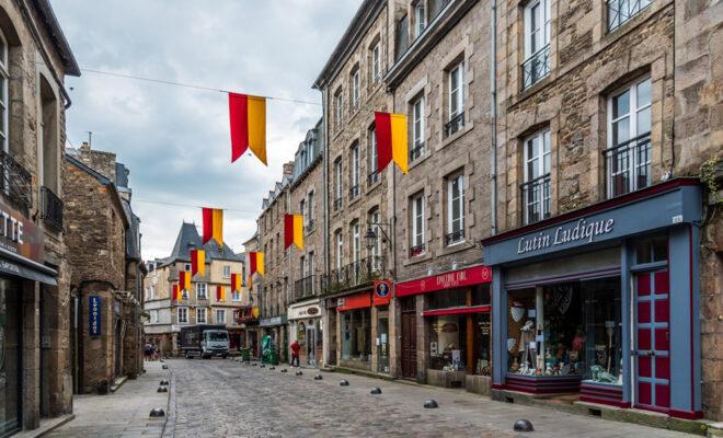 découverte Bretagne