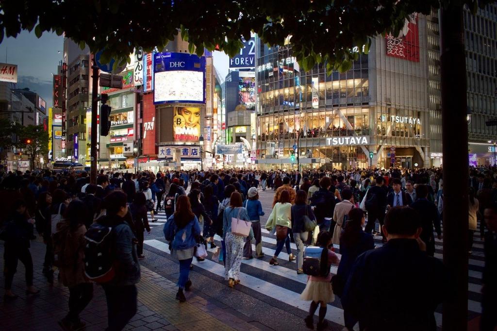 destination japonaise