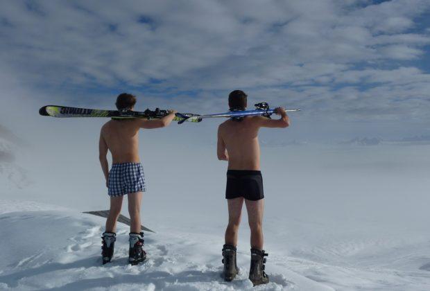 Équipement au ski