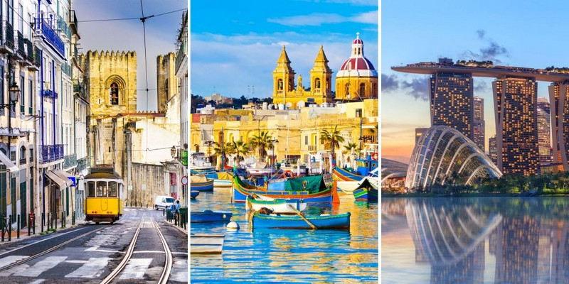 Pays idéal pour les expatriés