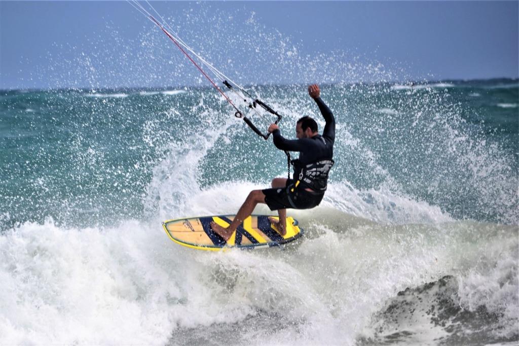 kitsurfing matériel