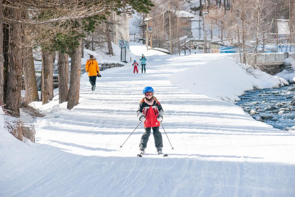 faire du ski en suisse