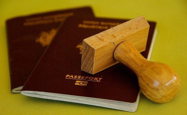 formulaire passeport