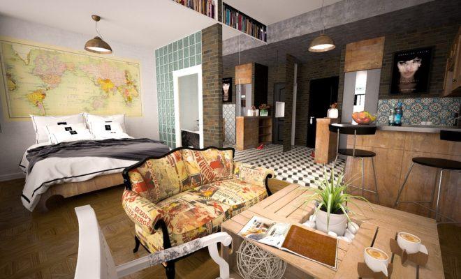hébergement en appartement