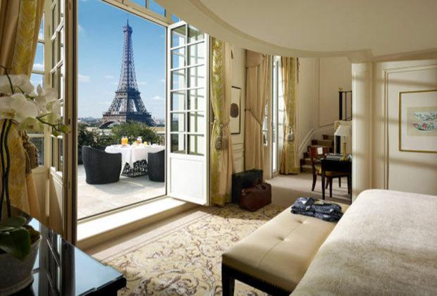 hotel de luxe Paris