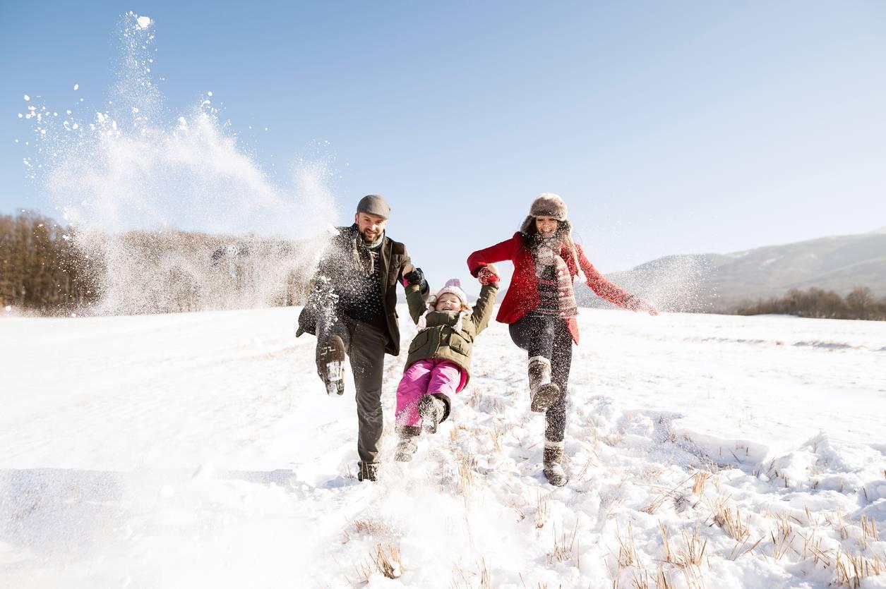 promenade neige