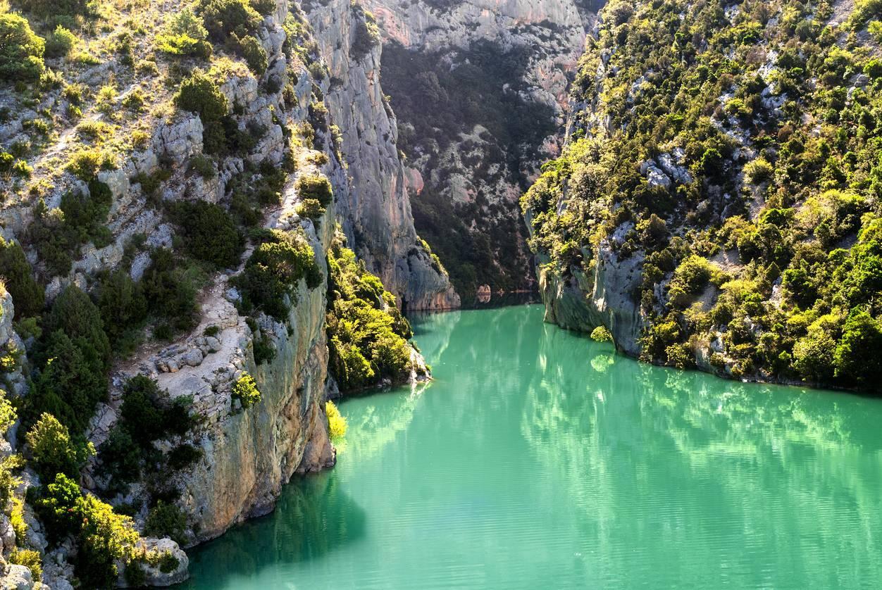 gorges du Verdon randonnée aquatique et canyoning