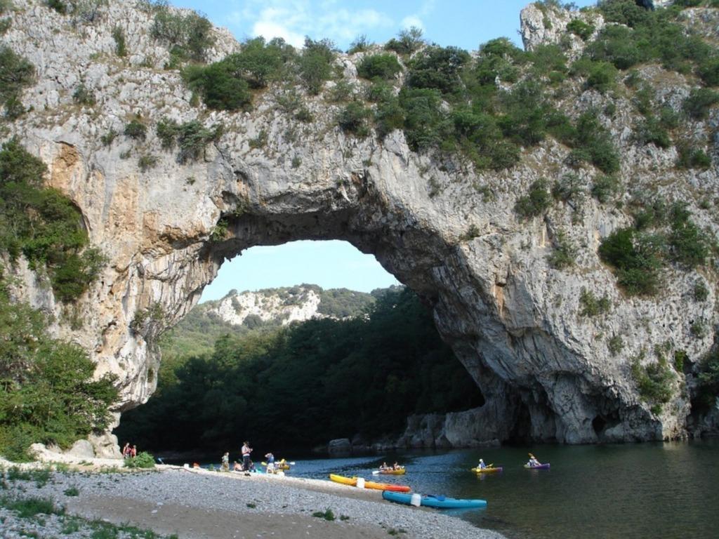 kayak Ardèche