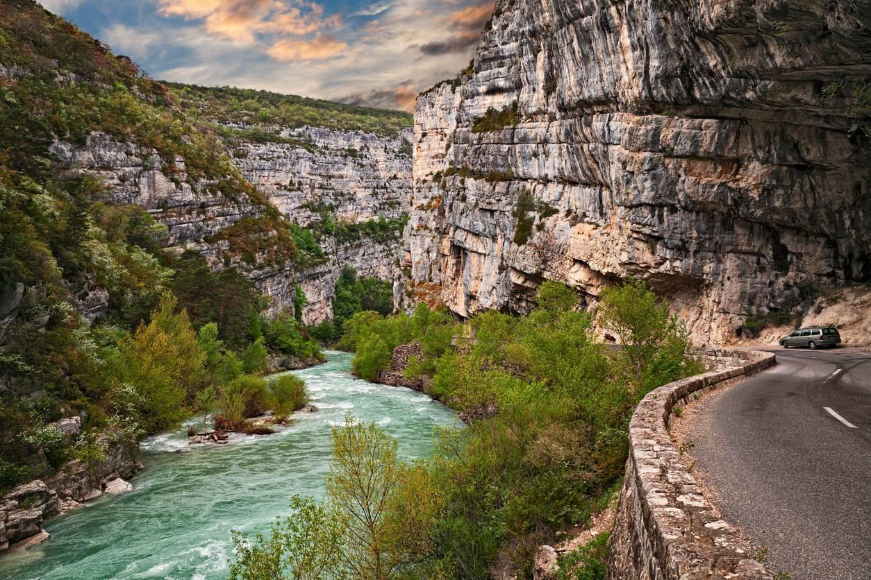Canyoning à Castellane