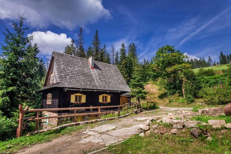 Lieux de camping sauvage en Europe