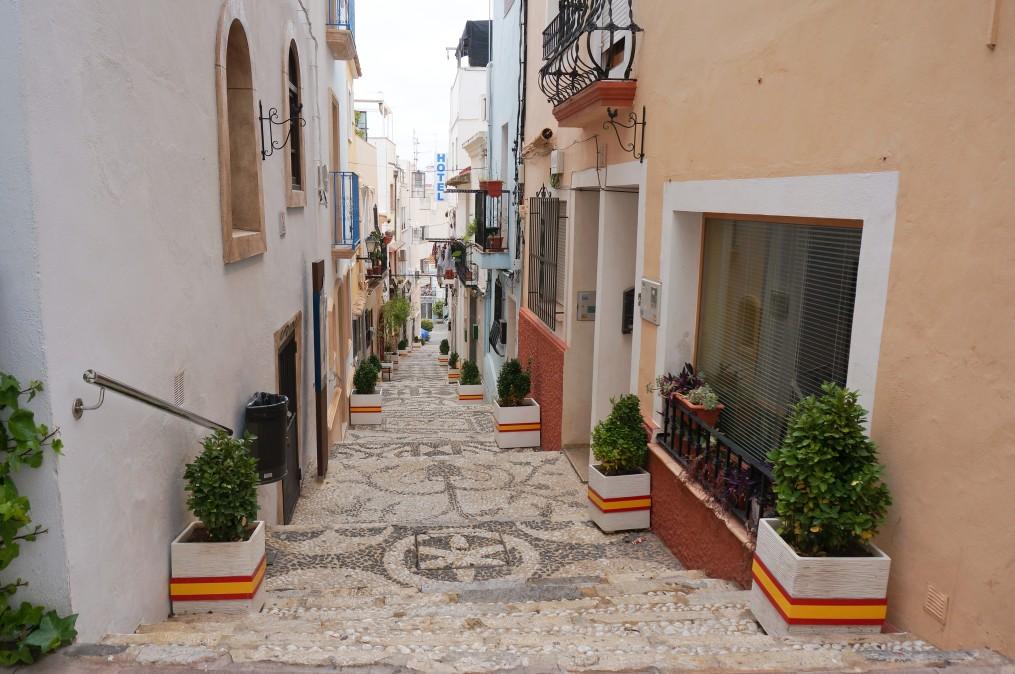 location villa Calpe