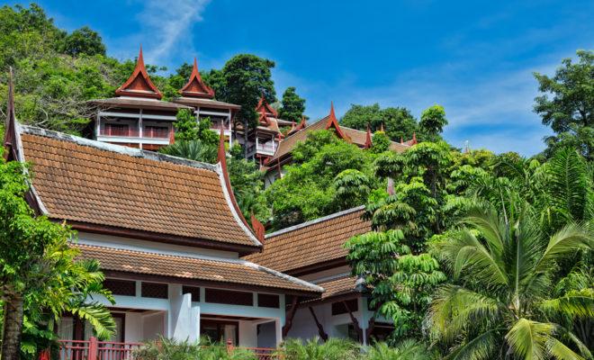 Maison en Thaïlande