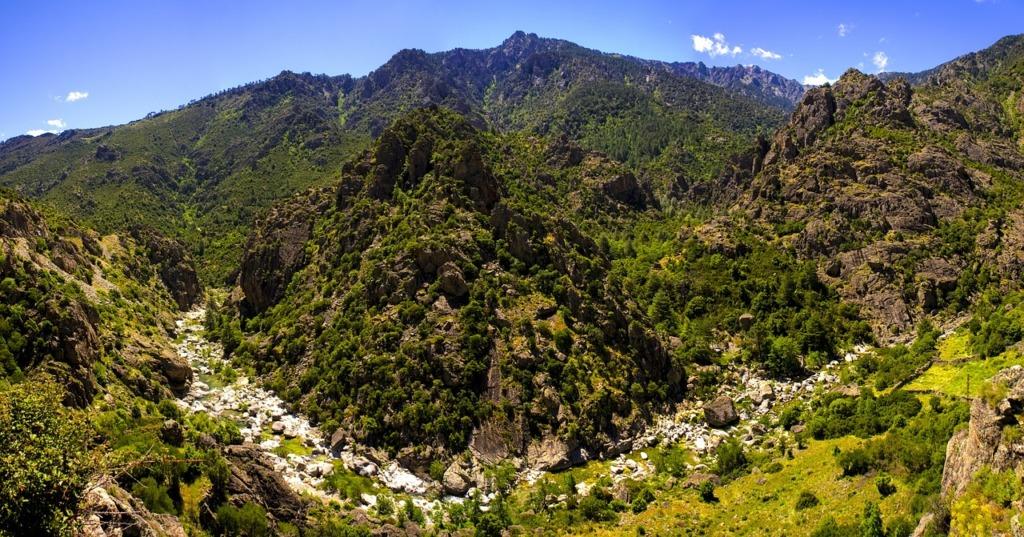 montagne en France