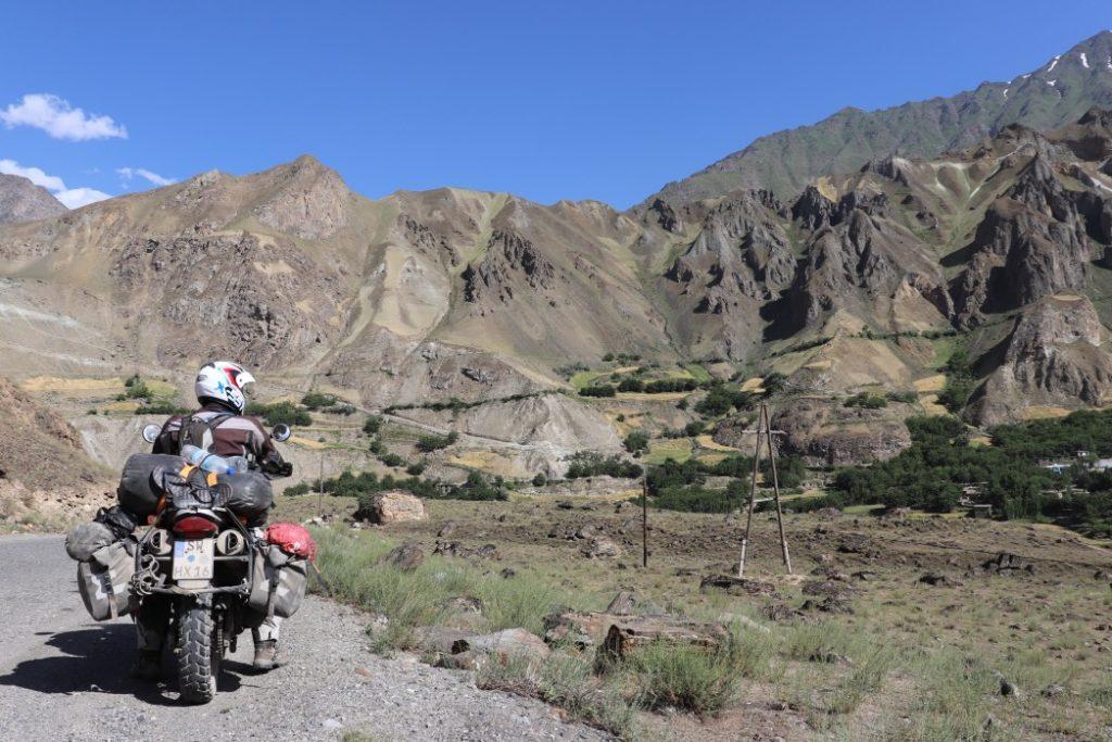 montagnes de Pamir