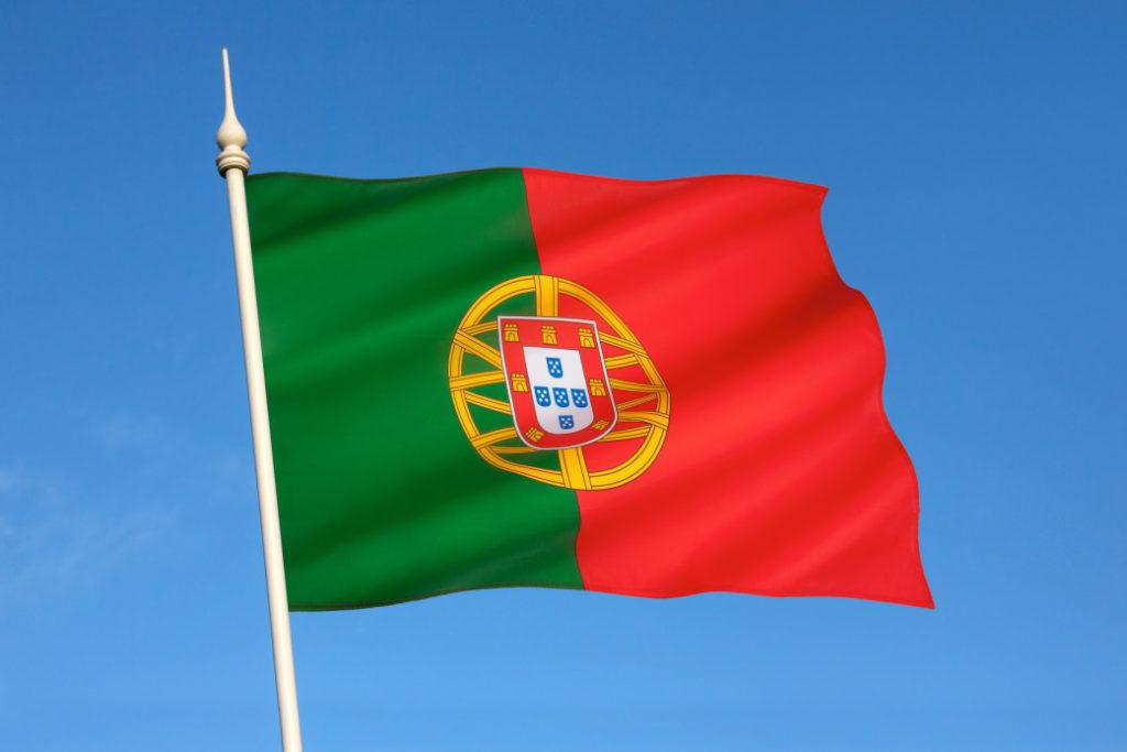 origine drapeau portugais