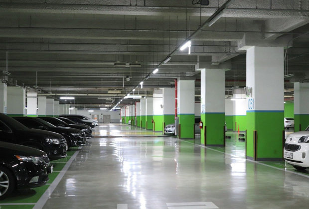 parking low-cost