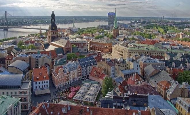 partir en Lettonie
