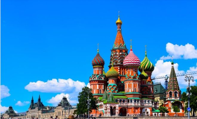 places de Moscou