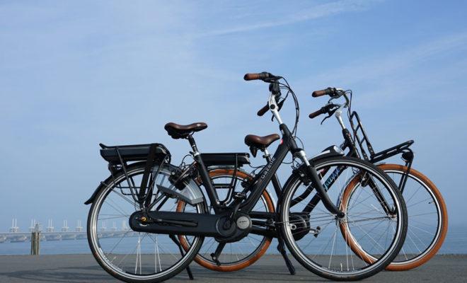 promenade vélo électrique