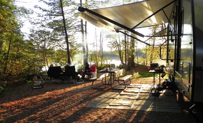 réservation camping