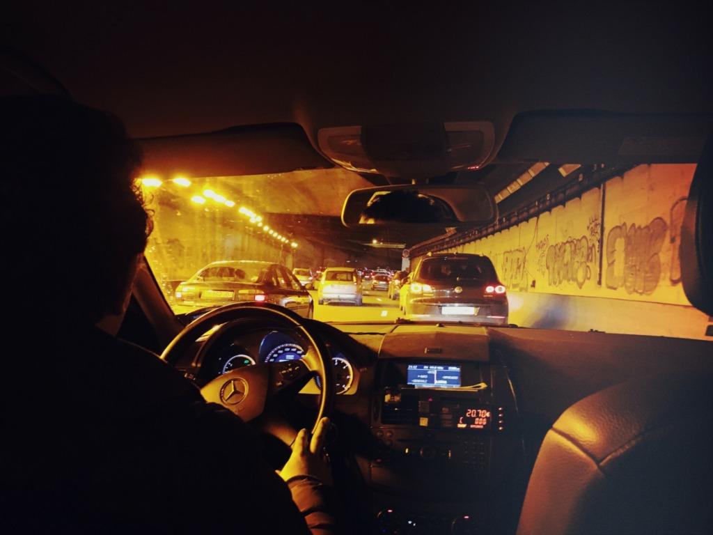 réserver un taxi en France