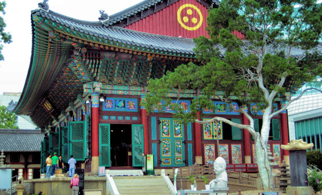 road-trip Corée mini-guide