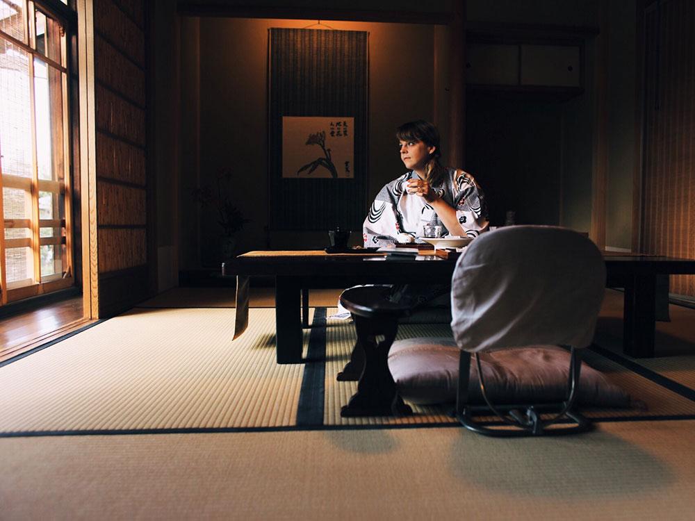 ryokan japon