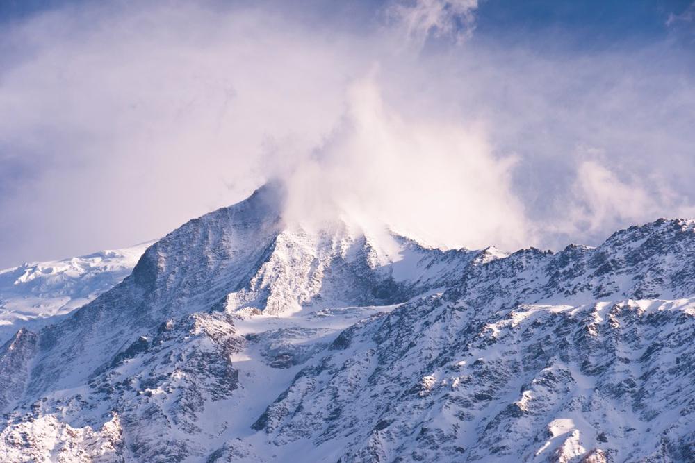 station de ski la rosière