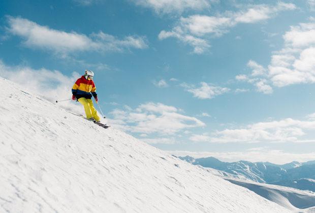 station de ski AUron