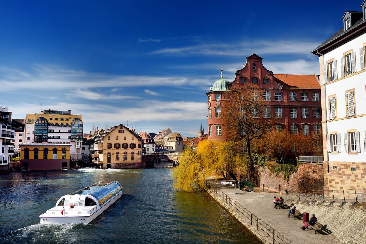 vacances en famille à Strasbourg