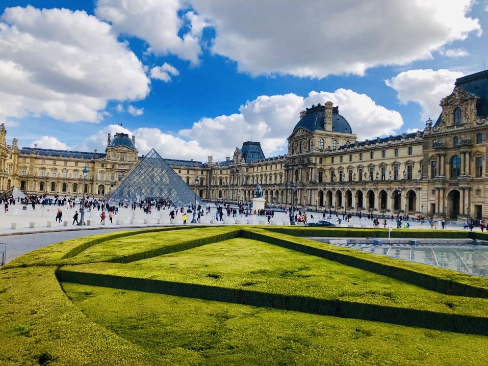 voir monument à Paris