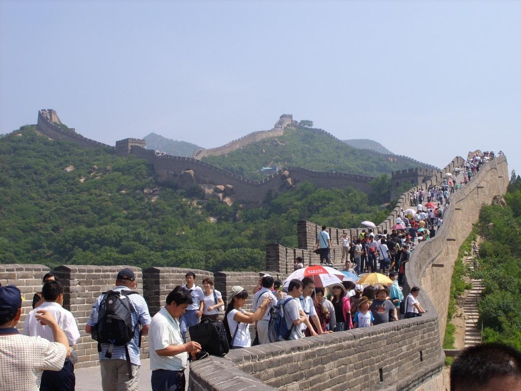 vous rendre à Pékin